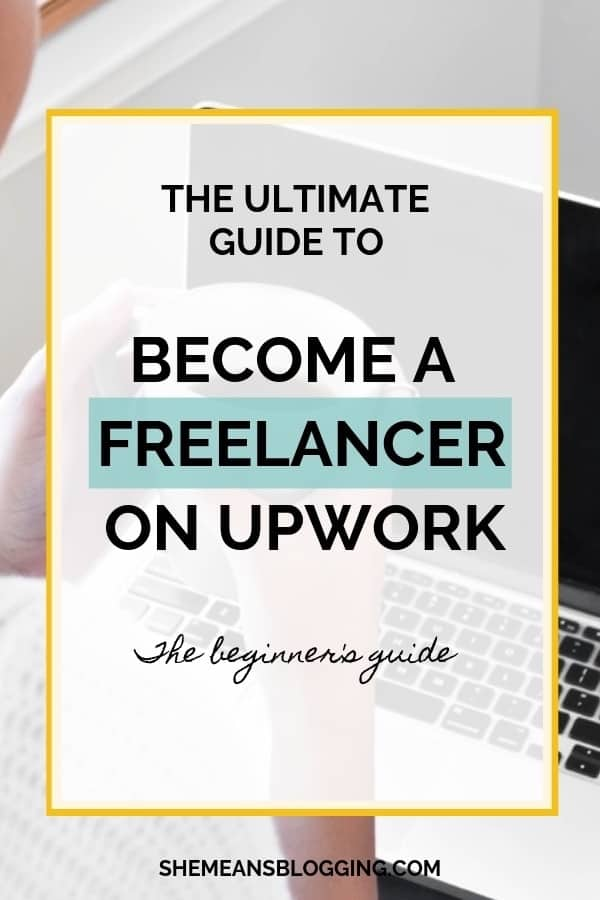 Ready to become a freelancer on Upwork? Here's the ultimate beginner's guide to work as a freelancer on Upwork. A step by step procedure to get accepted as a freelancer, and work from home