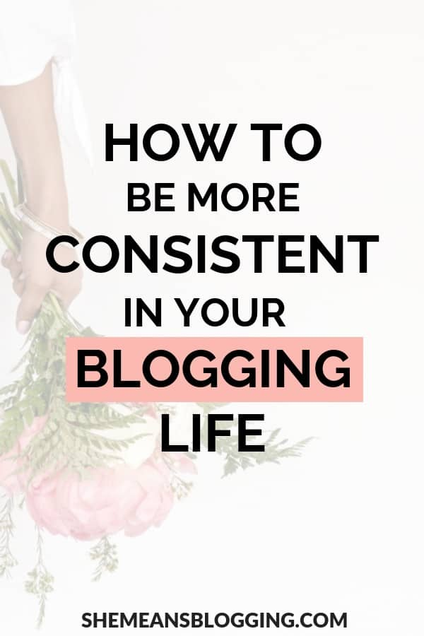 become consistent in blogging, how to be consistent in blog, how to become a consistent blogger