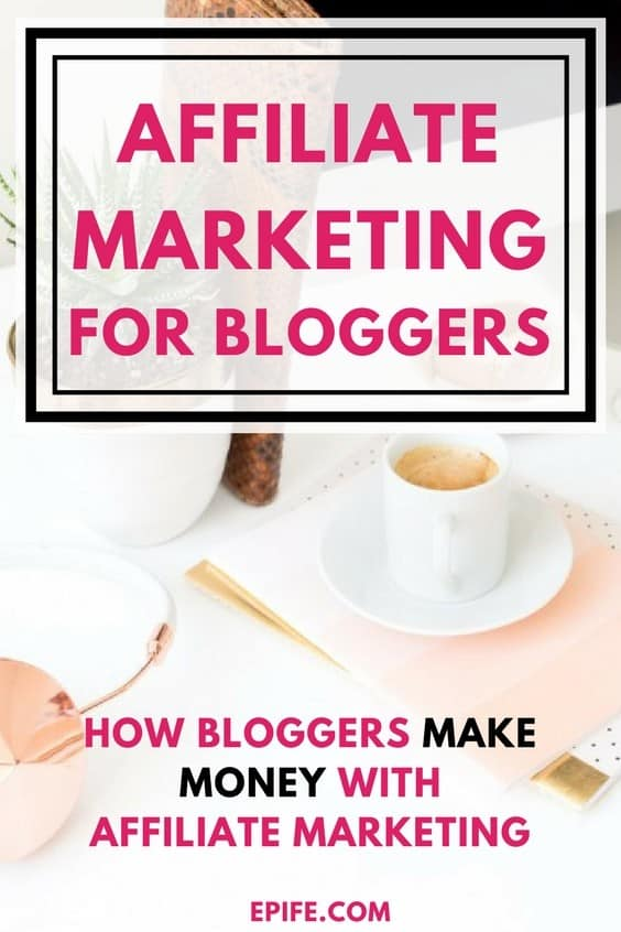 Ever asked, what is affiliate marketing for bloggers? Like, how #bloggers make #money with affiliate marketing? Is this really possible? How! Using this beginner's #affiliatemarketing guide, you will learn 2 important ways to do #affiliate #marketing with your blog. (3 other ways to promote your affiliate product) #blogging #bloggingtips