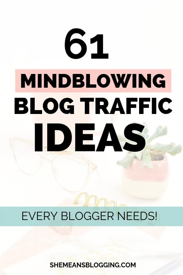 Impatiently struggling with blog traffic? Follow these ready-to-use blog traffic ideas to increase traffic to your blog today! blog traffic ideas for beginners | increase blog traffic| blog traffic tips for new bloggers | Click to download bonus worksheet #blogging #bloggingtips