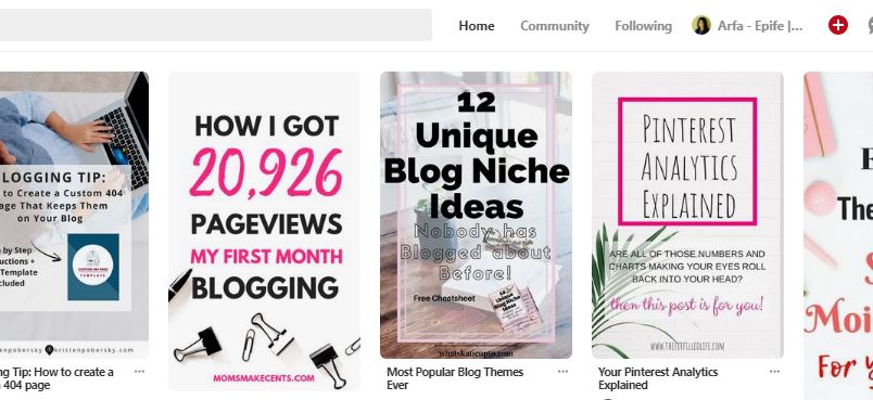 Pinterest Communities. What are they, and how to join new pinterest communities? Here's everything you need to know about this new feature! #pinterest #pinteresttips #pinterestmarketing #blogging #bloggingtips