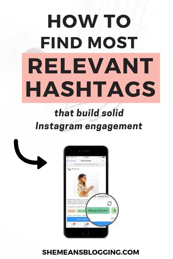 How to find top instagram hashtags, tailwind hashtag finder, free instagram tool,