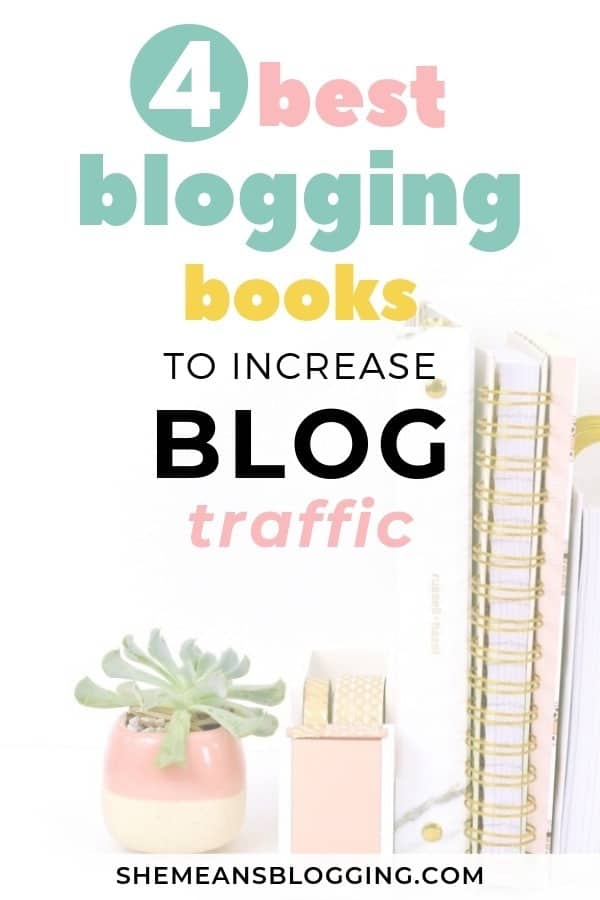 Want to increase blog traffic? Check out these most-selling blogging books to increase blog traffic fast! This ebooks reveal strategies to boost your blog traffic! Click to find out the best blogging books! #blogging #books #bloggingtips #blogtraffic #blogtips
