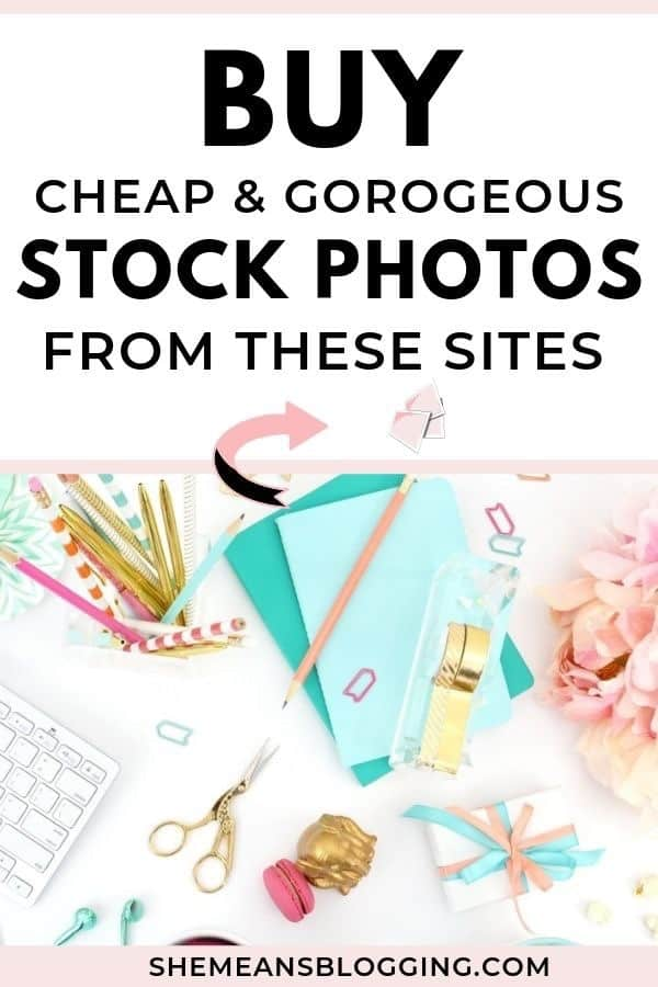 Looking for pretty stock photos? Buy cheap & stunning stock photos for these stock photo subscription sites! Not just they are super cheap, but beautiful high quality photos for bloggers. #stockphotos #photos #bloggingtips #blogging