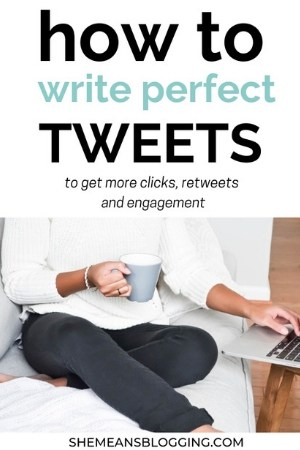 How to write better tweets by following effective twitter tips. Do you know what makes a good tweet that gets clicks, retweets and engagement? This post will help social media marketers, bloggers and twitter users to write great tweets that boost up engagement on twitter #twitter #twittertips #socialmediamarketing #bloggingtips