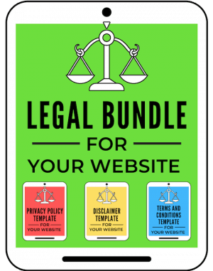 legal guide for bloggers, legal tips for blogs
