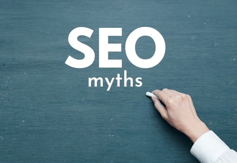 common SEO myths that can damage your site rankings