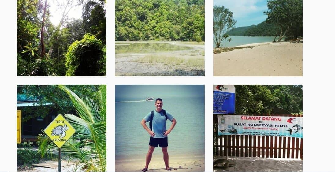 instagram ryanbiddulph - ranking a new affiliate site