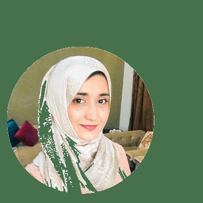 shemeansblogging author, arfa nazeer,