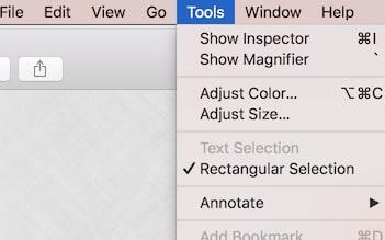 using mac tool to resize image