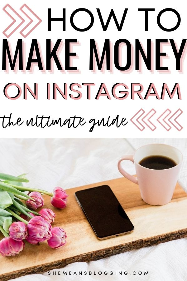 Making money on Instagram is real and possible! You can easily make money with influencer marketing on instagram. You don't need always massive instagram followers to get paid on instagram. This ultimate guide teach all the steps to making money on instagram today #instagramtips #instagrammarketingtips #socialmediamarketing