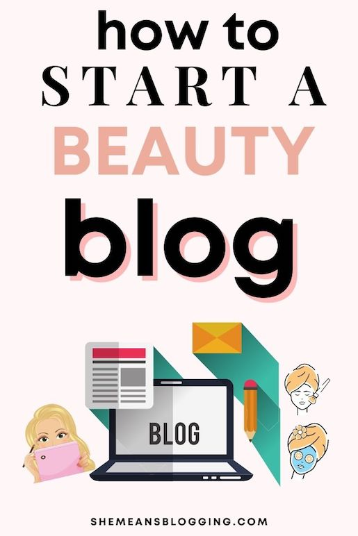 How to start a beauty blog to make money. This is the beginners guide to create your own WordPress blog and start a beauty blog for money.Build a beauty blogging site. #startablog