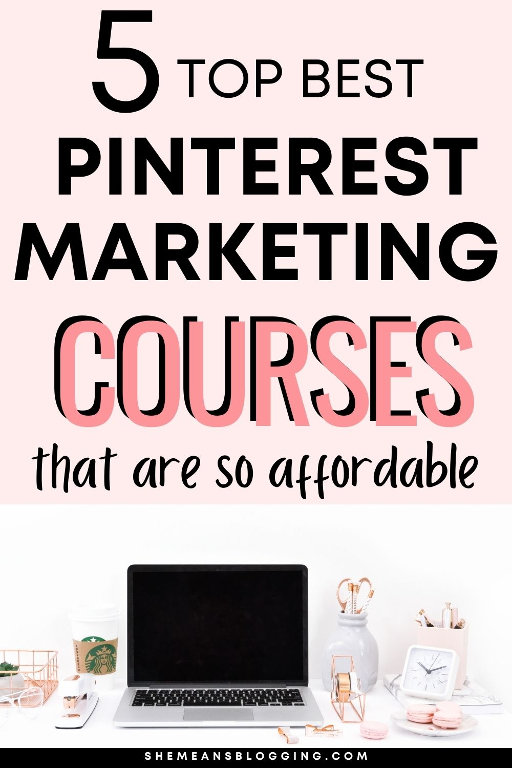 Best Pinterest Marketing Courses. If you are trying to grow on Pinterest then try out these highly recommended Pinterest courses! And, these are super affordable for the value inside. Learn about Pinterest marketing, pinterest tips and Pinterest strategy. #pinteresttips #pinterestmarketing