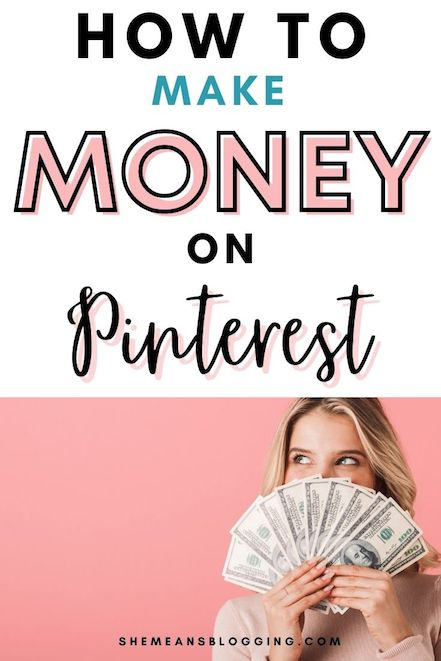 Learn how to make money on Pinterest for beginners. Find out different possible ways for making money with Pinterest. Now, you can earn money with pinterest without a blog. Pinterest affiliate marketing is another way! Click to find out using pinterest for money. #pinterestmarketing #pinteresttips #makemoneyonline