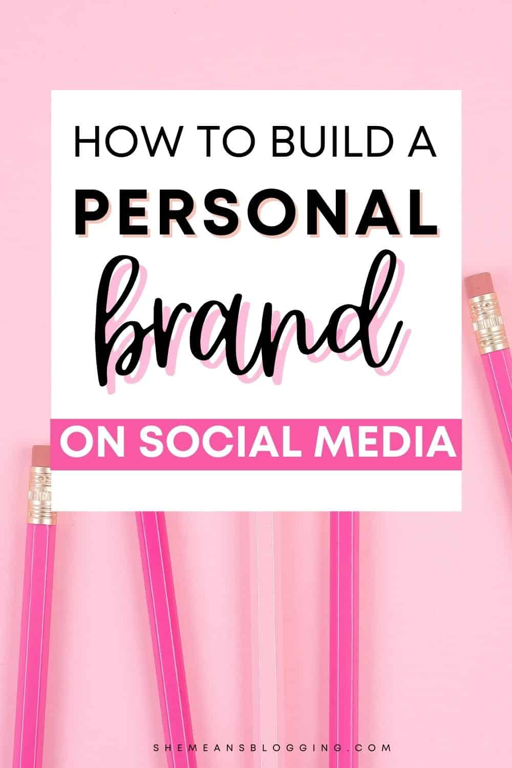 What it takes to build a strong personal brand on social media? Here are 5 must follow strategies for building a social media brand. Use these branding tips to make your own successful social media brand. #brandingtips #businesstips