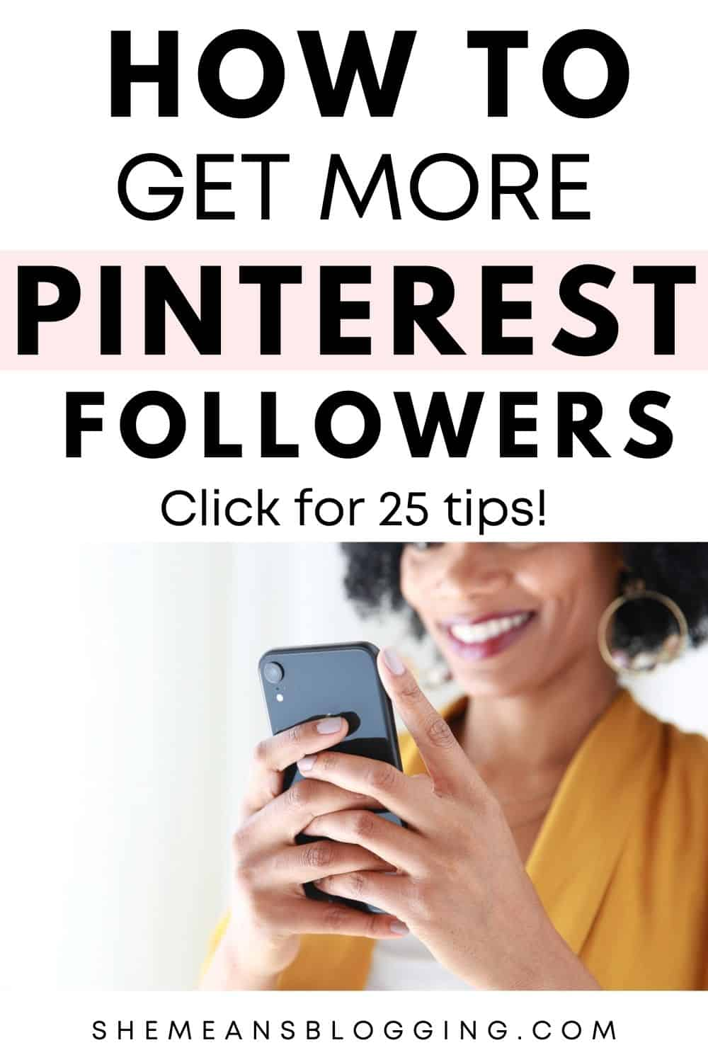 How to get more pinterest followers? What to do to increase pinterest followers easily? Use these 23 strategies to gain new pinterest followers