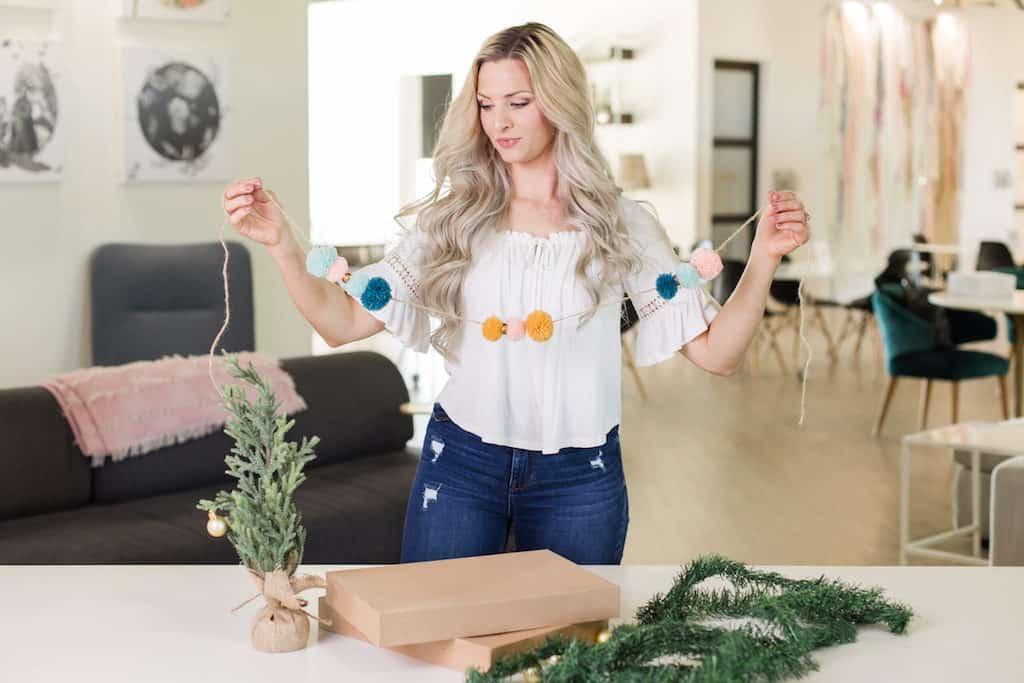 women preparing for holidays. Holiday blog post ideas.